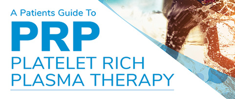 A Patients Guide To PRP Platelet Rich Plasma Therapy